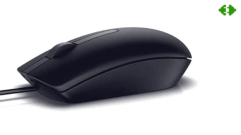 DELL MS 116 Wired Optical Mouse Review
